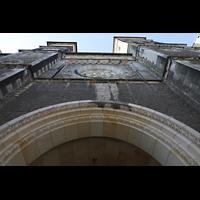 Berlin (Prenzlauer Berg), Herz-Jesu-Kirche, Fassade perspektivisch
