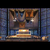 Berlin (Charlottenburg), Kaiser-Wilhelm-Gedächtnis-Kirche, Orgel