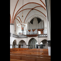 Berlin - Weißensee, St. Josef, Orgelempore seitlich