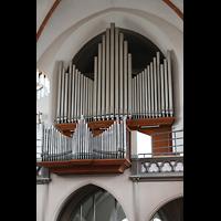 Berlin - Weißensee, St. Josef, Orgel seitlich