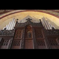 Berlin (Prenzlauer Berg), Herz-Jesu-Kirche, Orgelprospekt perspektivisch