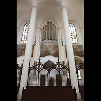 Straubing, Basilika St. Jakob, Chororgel