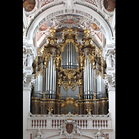 Passau, Dom St. Stephan, Hauptorgel