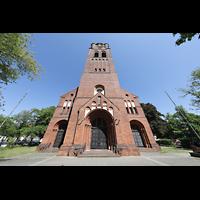 Berlin - Spandau, St. Marien (Maria, Hilfe der Christen), Turm
