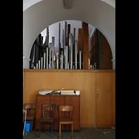 Berlin - Spandau, St. Marien (Maria, Hilfe der Christen), Seitenansicht