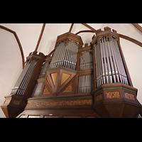 Berlin (Reinickendorf), Herz-Jesu-Kirche Tegel, Orgel seitlich