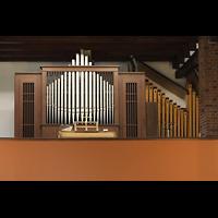 Berlin - Reinickendorf, St. Joseph Tegel, Orgel