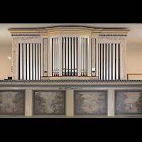 Berlin - Heiligensee, Dorfkirche, Orgel