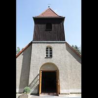 Berlin - Reinickendorf, St. Marien Maternitas Heiligensee, Turm
