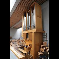 Berlin (Reinickendorf), St. Martin, Orgel seitlich