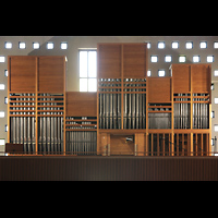 Berlin (Reinickendorf), St. Nikolaus, Orgel