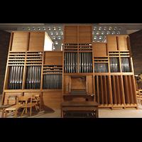 Berlin (Reinickendorf), St. Nikolaus, Orgel perspektivisch