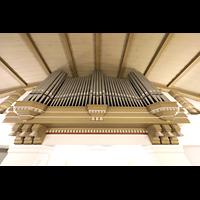 Berlin - Reinickendorf, St. Hildegard Frohnau (Positiv), Orgel perspektivisch