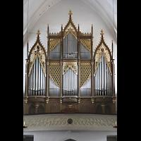 Hof, St. Michaelis, Heidenreich-Orgel