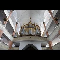 Hof, St. Michaelis, Orgelempore