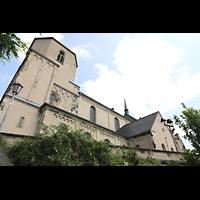 Mönchengladbach, Münster St. Vitus (Hauptorgel), Außenansicht von Südwesten
