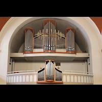 Berlin (Reinickendorf), Dorfkirche Alt Tegel (ev.) - Positiv, Orgel