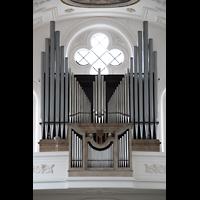 Weilheim, Mariae Himmelfahrt, Orgel