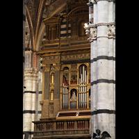Siena, Cattedrale, Epistelorgel