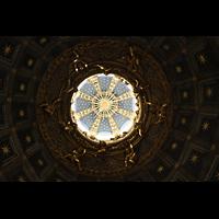 Siena, Cattedrale, Spitze der Kuppel