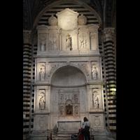 Siena, Cattedrale, Seitenaltar