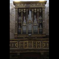 Lucca, Basilica di San Frediano, Orgelprospekt