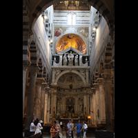 Pisa, Duomo di Santa Maria Assunta (Hauptorgel), Südliches Querhaus