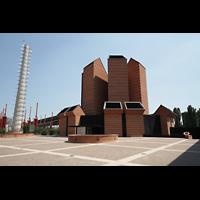 Torino (Turin), Chiesa del S. Volto (Concattedrale), Außenansicht