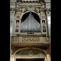 Bergamo, San Alessandro della Croce, Orgel