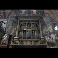 Milano (Mailand), Duomo di Santa Maria Nascente, Alter Prospekt der Hauptorgel (Süd)