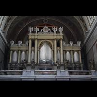 Esztergom (Gran), Bazilika Nagyboldogasszony és Szent Adalbert Föszékesegyház (St. Adalbert Basilika), Orgel