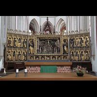 Schwerin, Dom St. Maria und St. Johannes, Altar