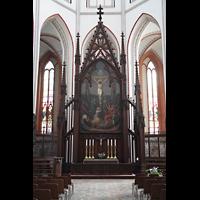 Schwerin, Dom St. Maria und St. Johannes, Hochaltar