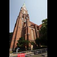 Schwerin, Dom St. Maria und St. Johannes, Turm