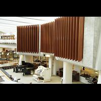 Berlin (Tiergarten), Musikinstrumentenmuseum - Gray-Orgel, Gesamtansicht der Wurlitzer-Orgel
