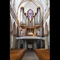 Dortmund (Hörde), Stiftskirche St. Clara, Orgelempore
