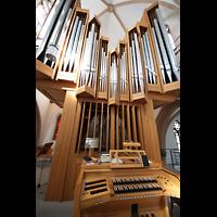 Dortmund (Hörde), Stiftskirche St. Clara, Orgel Gesamtansicht