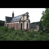 Himmerod, Zisterzienserabtei, Abteikirche Außenansicht