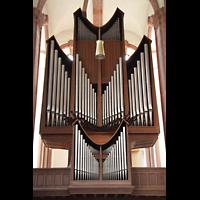 Himmerod, Zisterzienserabtei, Orgel