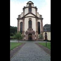 Himmerod, Zisterzienserabtei, Fassade