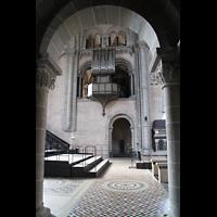 Trier, Dom St. Peter (Kryptaorgel), Chororgel