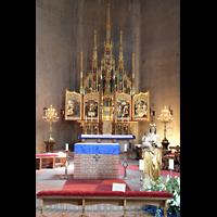 Saarlouis, St. Ludwig, Altar