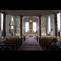 Saarbrücken, St. Johann Basilika, Innenraum