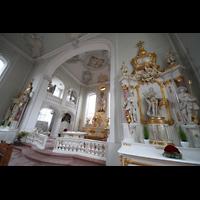 Saarbrücken, St. Johann Basilika, Chorraum
