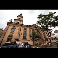 Saarbrücken, St. Johann Basilika, Außenansicht
