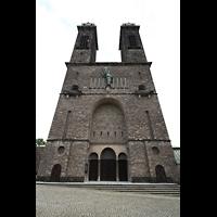 Saarbrücken, St. Michael, Doppelturmfassade