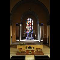 Saarbrücken, St. Michael, Chor- und Altarraum