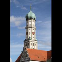 Augsburg, St. Ulrich und Afra, Turm