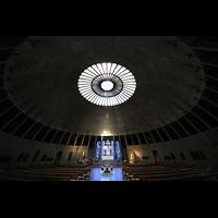 Augsburg, St. Don Bosco, Kuppelförmiger Innenraum