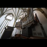 Augsburg, St. Ulrich und Afra, Orgelempore